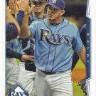 Joel Peralta 2014 Topps #236 Tampa Bay Rays Baseball Card