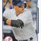 Martin Prado 2014 Topps Update #US-273 New York Yankees Baseball Card