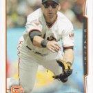 Marco Scutaro 2014 Topps #423 San Francisco Giants Baseball Card