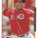 Alfredo Simon 2014 Topps #21 Cincinnati Reds Baseball Card
