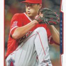 Tyler Skaggs 2014 Topps Update #US-29 Los Angeles Angels Baseball Card