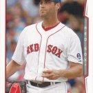 Matt Thornton 2014 Topps #289 Boston Red Sox Baseball Card