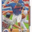 Justin Turner 2014 Topps #187 New York Mets Baseball Card