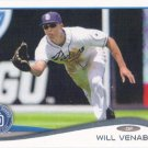 Will Venable 2014 Topps #64 San Diego Padres Baseball Card