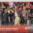 Madison Bumgarner 2015 Topps #227 San Francisco Giants Baseball Card