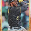 Josh Harrison 2015 Topps #205 Pittsburgh Pirates Baseball Card
