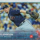 Chris Johnson 2015 Topps #283 Atlanta Braves Baseball Card