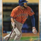 Jon Singleton 2015 Topps #358 Houston Astros Baseball Card