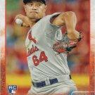 Sam Tuivailala 2015 Topps Rookie #522 St. Louis Cardinals Baseball Card