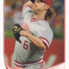 Bronson Arroyo 2013 Topps #161 Cincinnati Reds Baseball Card
