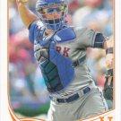 John Buck 2013 Topps #476 New York Mets Baseball Card
