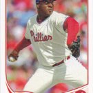 Jose Contreras 2013 Topps #152 Philadelphia Phillies Baseball Card