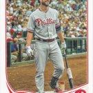 Kevin Frandsen 2013 Topps Update #US58 Philadelphia Phillies Baseball Card