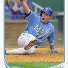 Chris Getz 2013 Topps Update #US225 Kansas City Royals Baseball Card