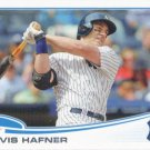 Travis Hafner 2013 Topps Update #US136 New York Yankees Baseball Card