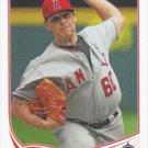 Jason Vargas 2013 Topps Update #US229 Angels Baseball Card