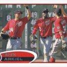 Rick Ankiel 2012 Topps Update #US11 Baseball Card