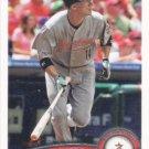 Clint Barmes 2011 Topps #659 Houston Astros Baseball Card