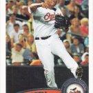 Josh Bell 2011 Topps #411 Baltimore Orioles Baseball Card