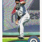 Milton Bradley 2011 Topps #224 Seattle Mariners Baseball Card
