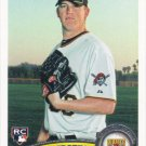 Michael Crotta 2011 Topps Rookie #401 Pittsburgh Pirates Baseball Card