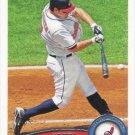 Matt LaPorta 2011 Topps #476 Cleveland Indians Baseball Card