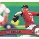 Bud Norris 2011 Topps #534 Houston Astros Baseball Card