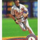 Brendan Ryan 2011 Topps #32 St. Louis Cardinals Baseball Card
