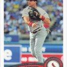 Ryan Theriot 2011 Topps #438 St. Louis Cardinals Baseball Card