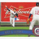 Rene Tosoni 2011 Topps Rookie #177 Minnesota Twins Baseball Card