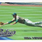 Will Venable 2010 Topps #187 San Diego Padres Baseball Card