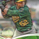Yoenis Cespedes 2014 Topps 'Future Is Now' #FN-13 Oakland Athletics Baseball Card