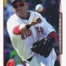 Jonathan Herrera 2014 Topps Update #US-187 Boston Red Sox Baseball Card