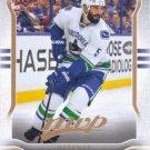 Jason Garrison 2014-15 Upper Deck MVP #188 Vancouver Canucks Hockey Card