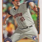 Josh Zeid 2014 Topps Rookie #542 Houston Astros Baseball Card