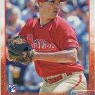 Miguel Alfredo Gonzalez 2015 Topps Rookie #624 Philadelphia Phillies Baseball Card