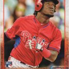 Odubel Herrera 2015 Topps Rookie #687 Philadelphia Phillies Baseball Card