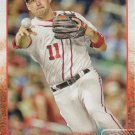 Ryan Zimmerman 2015 Topps #274 Washington Nationals Baseball Card