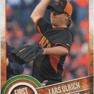 Lars Ulrich 2015 Topps 'First Pitch' #FP-22