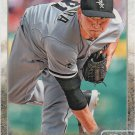 Javy Guerra 2015 Topps #423 Chicago White Sox Baseball Card