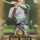 Babe Ruth 2015 Topps 'The Babe Ruth Story' #BR-3 Boston Red Sox Baseball Card