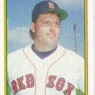 Roger Clemens 1990 Bowman #268 Boston Red Sox Baseball Card
