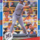 Ken Griffey Jr. 1991 Donruss #77 Seattle Mariners Baseball Card