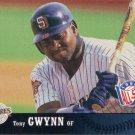 Tony Gwynn 1997 Upper Deck Collector's Choice #210 San Diego Padres Baseball Card