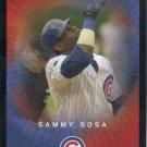 Sammy Sosa 2003 Upper Deck Victory #22 Chicago Cubs Baseball Card