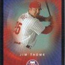 Jim Thome 2003 Upper Deck Victory #71 Philadelphia Phillies Baseball Card
