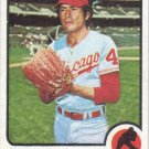 Cy Acosta 1973 Topps Rookie #379 Chicago White Sox Baseball Card