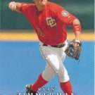 Ryan Zimmerman 2008 Upper Deck First Edition #495 Washington Nationals Baseball Card