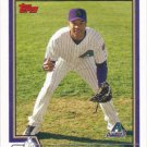 Roberto Alomar 2004 Topps #456 Arizona Diamondbacks Baseball Card