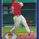 David Bell 2003 Topps #604 Philadelphia Phillies Baseball Card